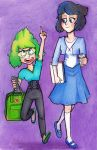 Student Gems by Tohmo