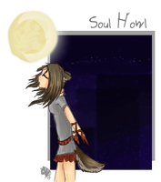 .:Soul Howl:. by BlackStar-wa