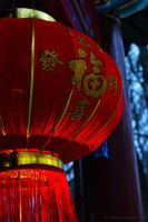 Chinese lamp by Izulith