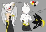 Rhaloh Ref sheet by SleeplesslyDreaming
