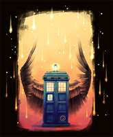Superwholock Shirt by AngHuiQing