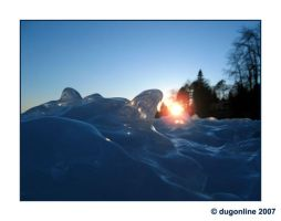 Freezing the Sun by dugonline