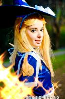 Lux - Luminosity by ThelemaTherion