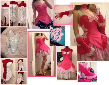 Nui Harime Cosplay WIP compilation by Hollitaima