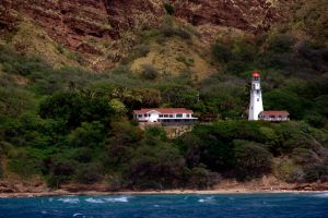Diamondhead Lighthouse by Kaniala83