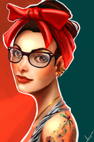 Rockabilly by victter-le-fou