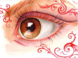 Eye by Rivan145th