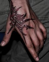 hand tattoo 15 by gedash