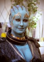 NDK 2012 - Mass Effect Samara by g4spider