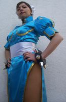 Chun Li Cosplay Wins by keidashu