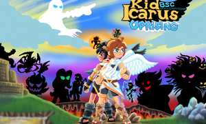 BrainScratchComms: Kid Icarus Uprising Thumbnail by SmashToons