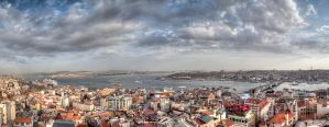 Istanbul City by EtemColaK