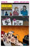comic_mixtape_yeah yeah yeahs by t-drom
