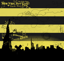 New York, New York by Colourless-Calamity