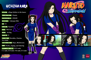 Kara Uchiha's new Profile by kara-uchiha