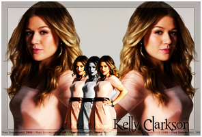 Kelly Clarkson by MissInsomniatic