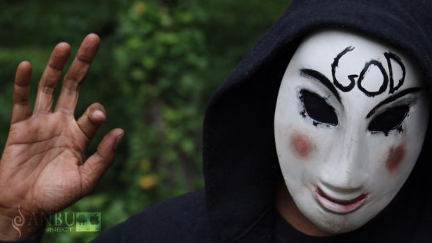 Purge Anarchy God Mask by ANBUconnect