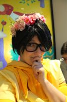 Homestuck - Jake: Wear a Flower Crown by Midnight-Dance-Angel