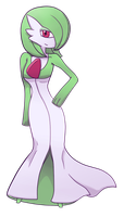 Gardevoir by Light-Fox