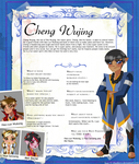 ~Ever After High-Cheng-Sheet~ by Galaxy-Of-Stars