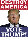 Vote Trump by Party9999999