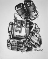 WALL-E by heejeagle34