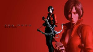 Ada Wong RE6 Wallpaper Pack by FadedBlackangel