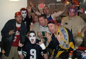 Twiztid And Wolfpac by Silent-J