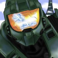 Master Chief by Char-lee-ana