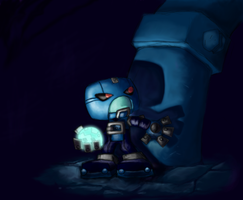 Underground Minions... by Hologramzx