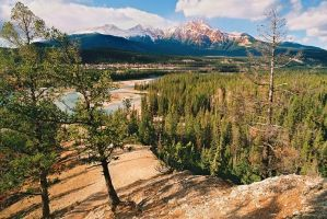 Old Fort Loop, Jasper by Ruyuk