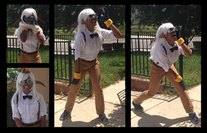 Vin Cosplay by MGerbil