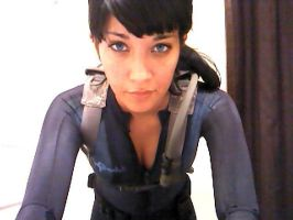 Jill Valentine (RE Revelations WIP) Pt. 1 by tinypurplewings