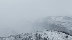 The Misty Mountains by brandtcampbell