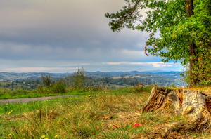 View from the Hill by marrciano