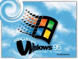 2 win95 screensavers by npbreakthrough