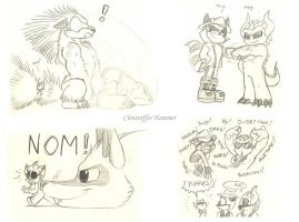 Gift: Koon SweetPea Devil and Jack by Frankyding90