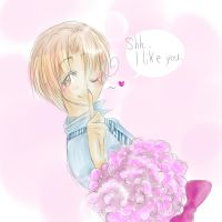 APH - Italy likes you by LullaTheOtaku