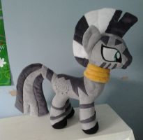 New Pattern - Zecora Plushie by PlushieScraleos