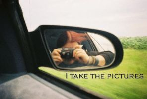 I take the pictures by bealeber