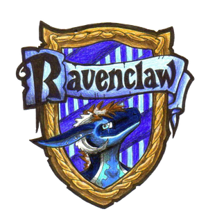 Mer Hogwarts Badge by Leithster