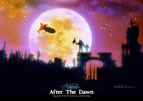 After The Dawn (A3) by Timeship