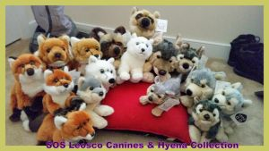 SOS Leosco Canine Hyena Collection! by Vesperwolfy87