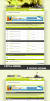 eboard24.com - Forenstyle-NEW- by DesignersJunior