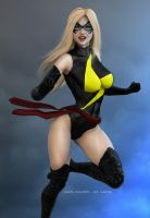 Ms Marvel by prizm1616