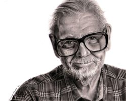 George A. Romero by yib91
