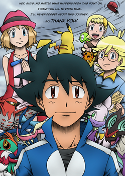 What it means to be Ash Ketchum by Rohanite