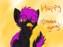 happy thanksgiving! by nightpooll