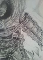 Assassins Creed Drawing by JelleTuls