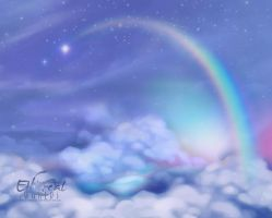 Somewhere over the Rainbow... by Sahtori-Kamaya